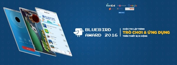 chim xanh - Khởi động cuộc thi viết ứng dụng di động Bluebird Award mùa 2