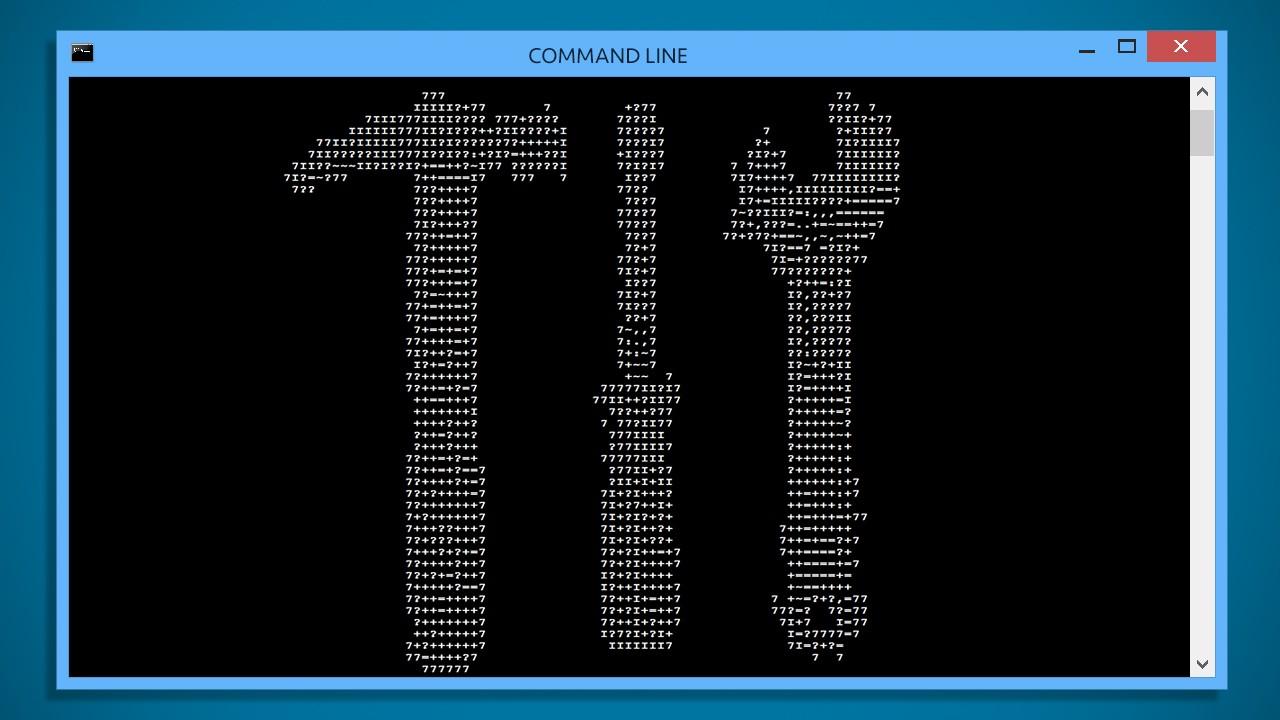comand prompt - 34 phím tắt thông dụng trên Windows Command Prompt