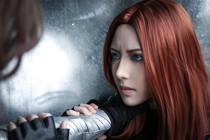 Cùng ngắm loạt ảnh cosplay tuyệt đẹp về Captain America: Civil War