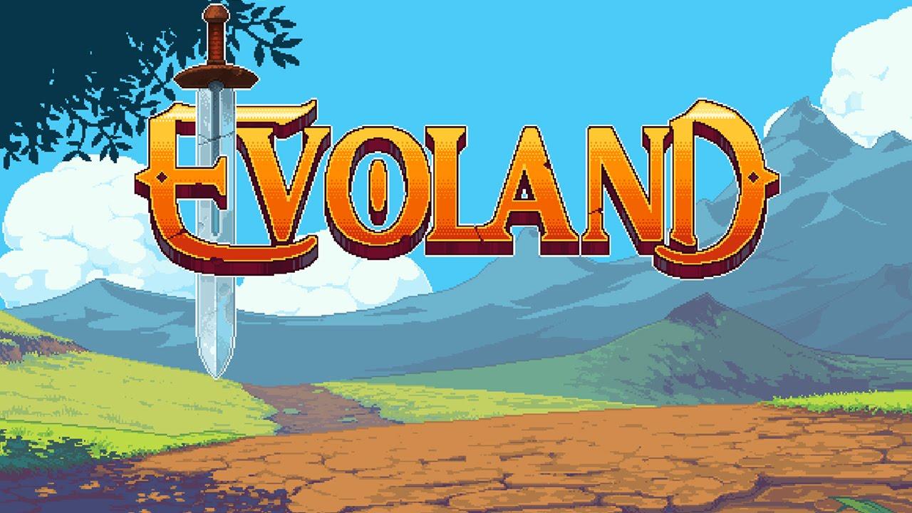 evoland - [Việt hóa] Tựa game Evoland huyền thoại