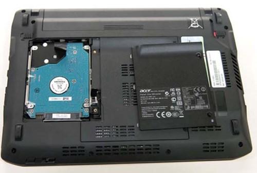 Giải cứu laptop bị vô nước