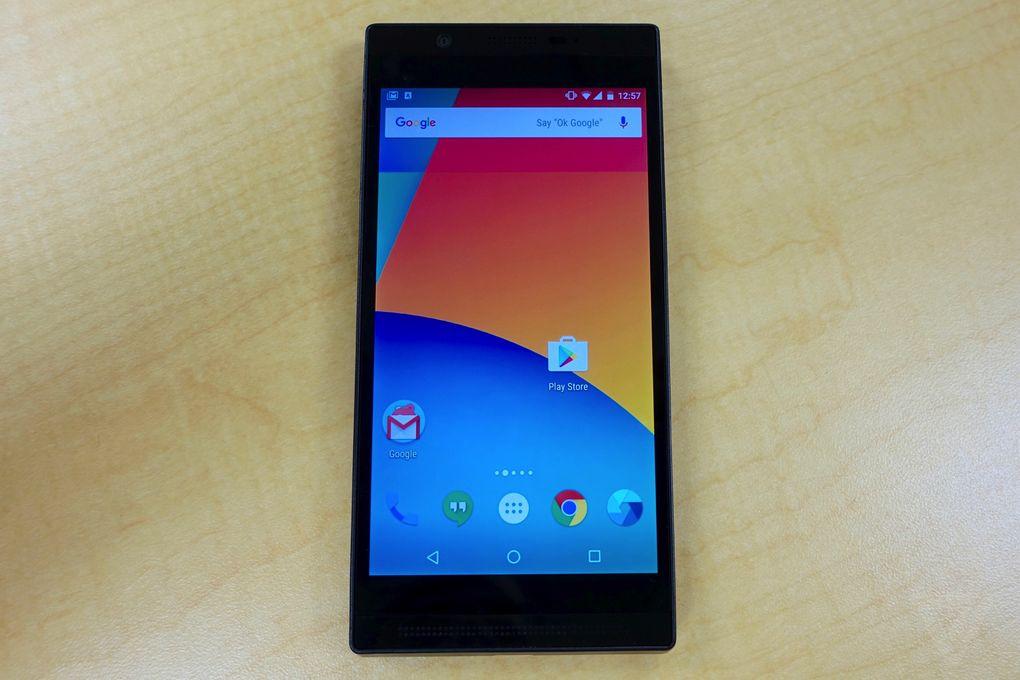 Google đang phát triển điện thoại Android của riêng mình