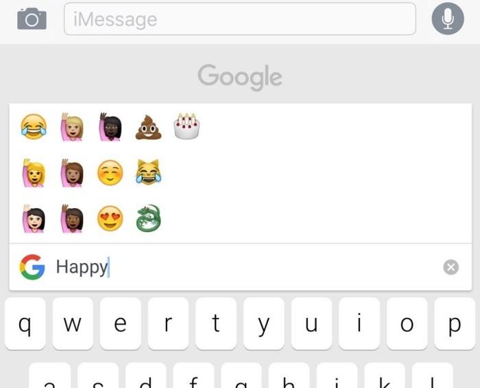 Google Gboard cho iOS - những tính năng hay
