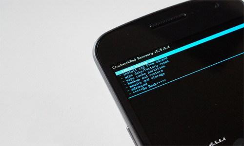 Hướng dẫn cài Custom Recovery cho nhiều thiết bị Android