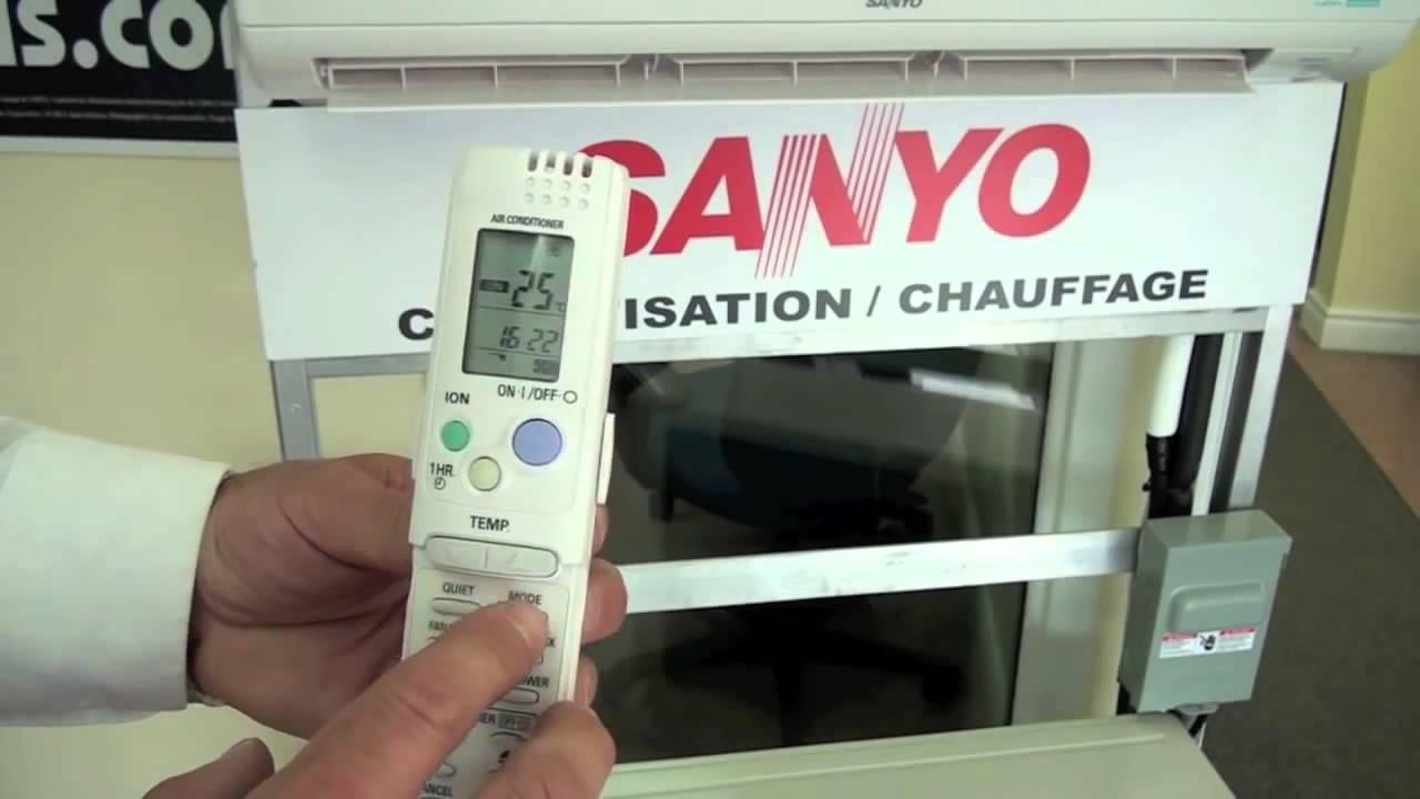 """huong dan su dung may lanh sanyo - Chế độ """"Dry"""" ở điều hòa có thực sự tiết kiệm điện?"""