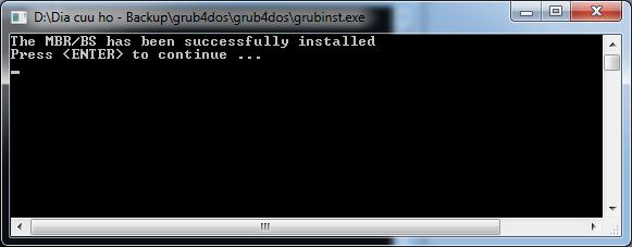 Hướng dẫn tạo USB boot