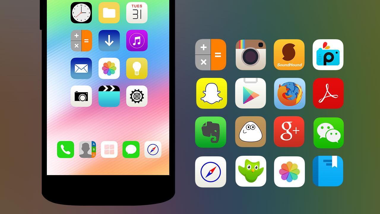 ios theme - Cài theme lên iPhone mà không cần Jailbreak