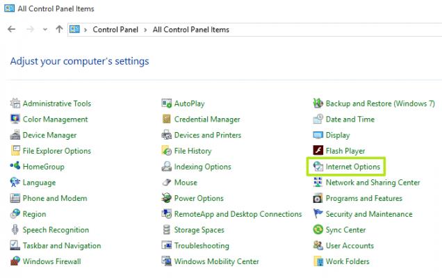 Khắc phục lỗi mạng chậm trong Windows 10