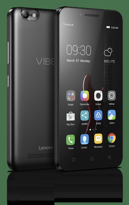 Lenovo VIBE C: Smartphone giá rẻ, thiết kế đẹp