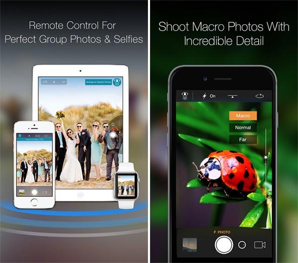 Nhanh tay tải Camera Plus: Ứng dụng miễn phí trong tuần của Apple