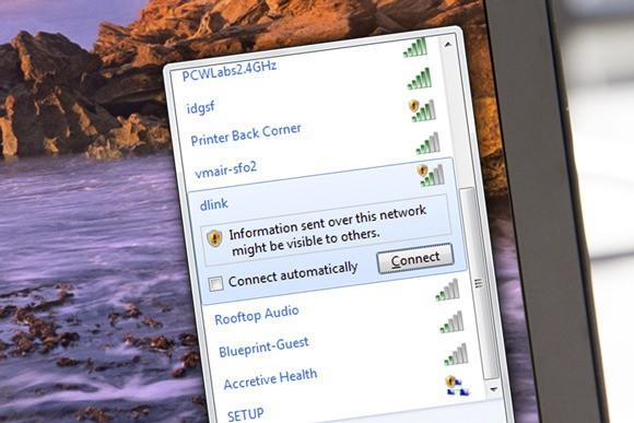 Những gì có thể bị lộ khi dùng WiFi không an toàn?