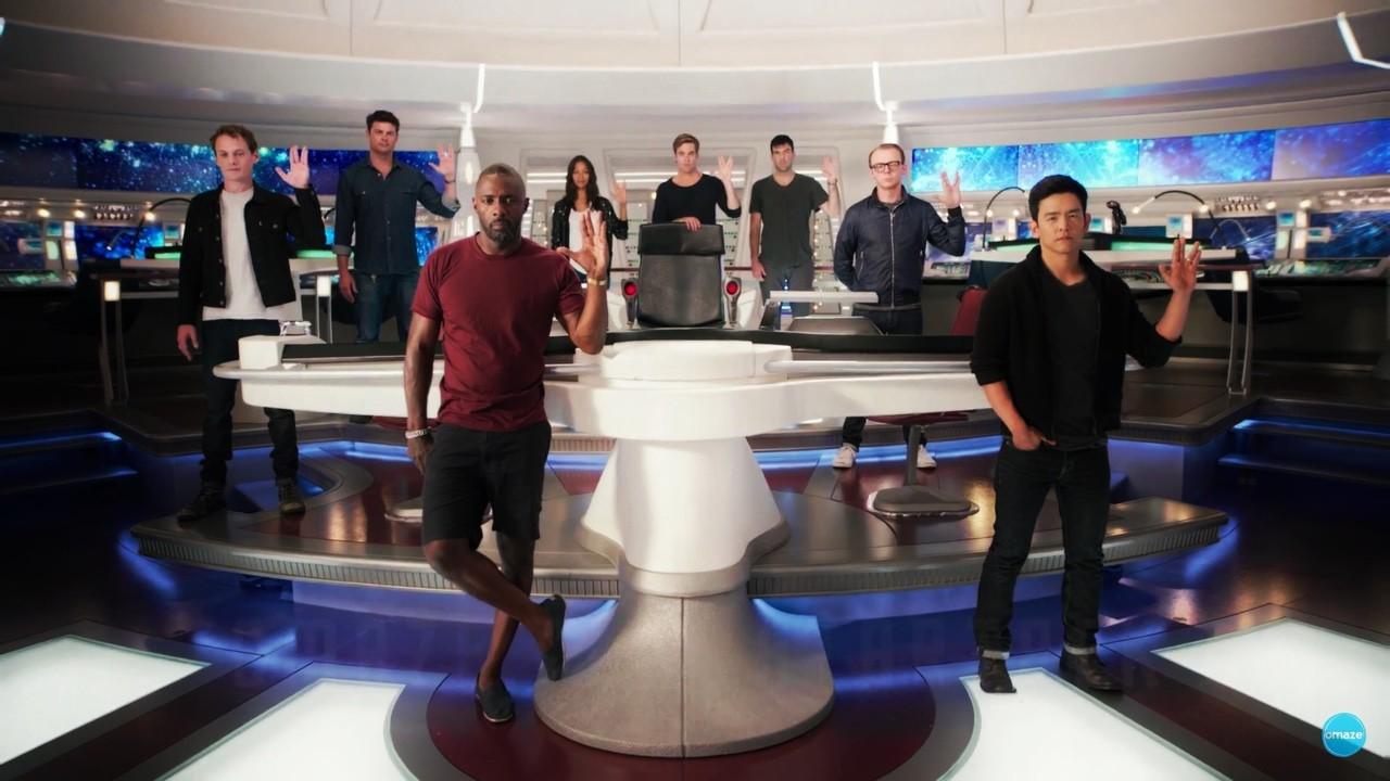 star trek - Star Trek Beyond tung trailer mới