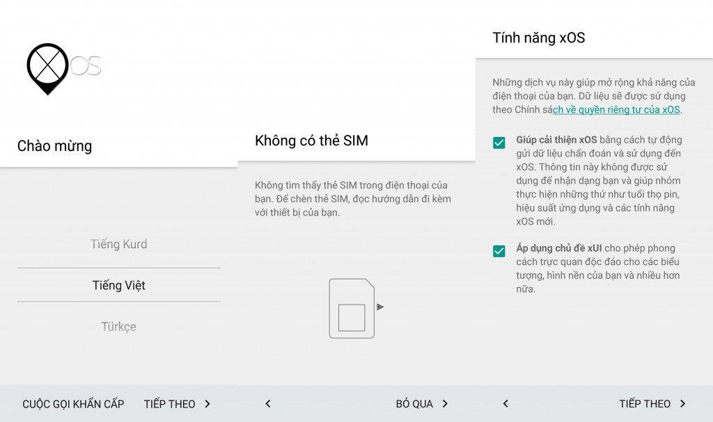 Tìm hiểu về Hệ điều hành xOS của người Việt