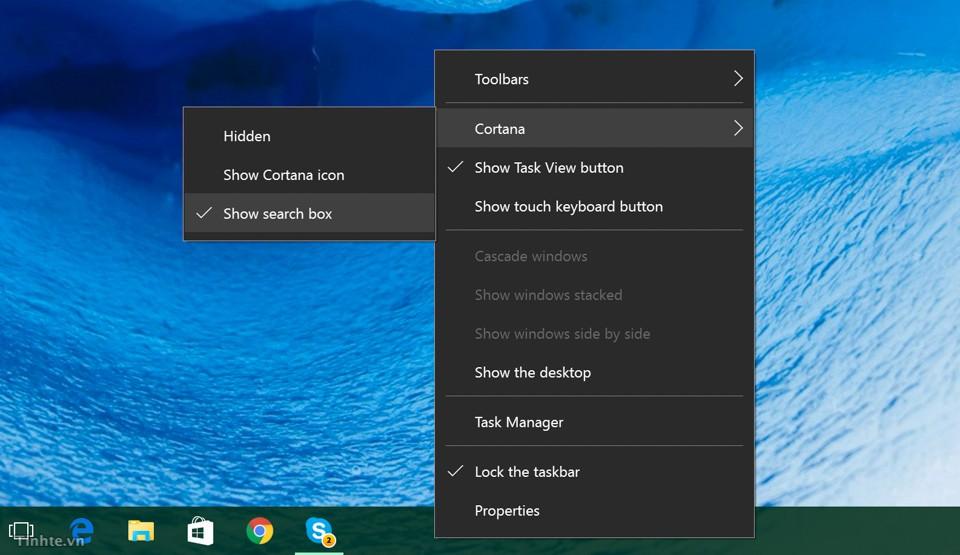 Tìm kiếm nhanh và tiện hơn trong Windows 10