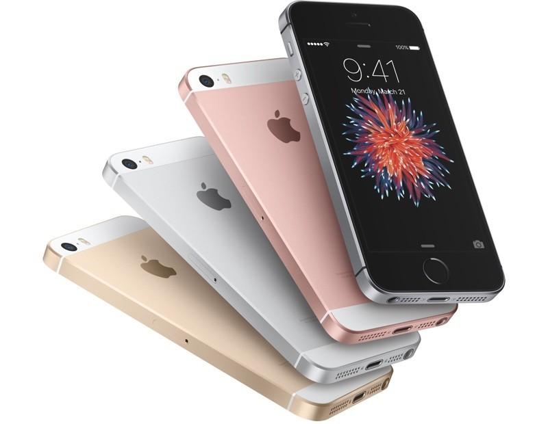 trainghiemso iPhone SE - Điểm mặt 8 smartphone ra mắt trong tháng 5
