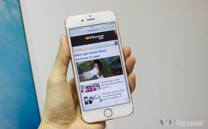 Vì sao giá iPhone 6s chính hãng giảm 5 triệu đồng vẫn chưa rẻ?