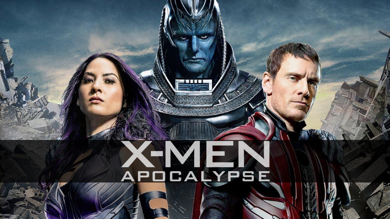 x men - [Đánh giá phim] X-men: Apocalypse