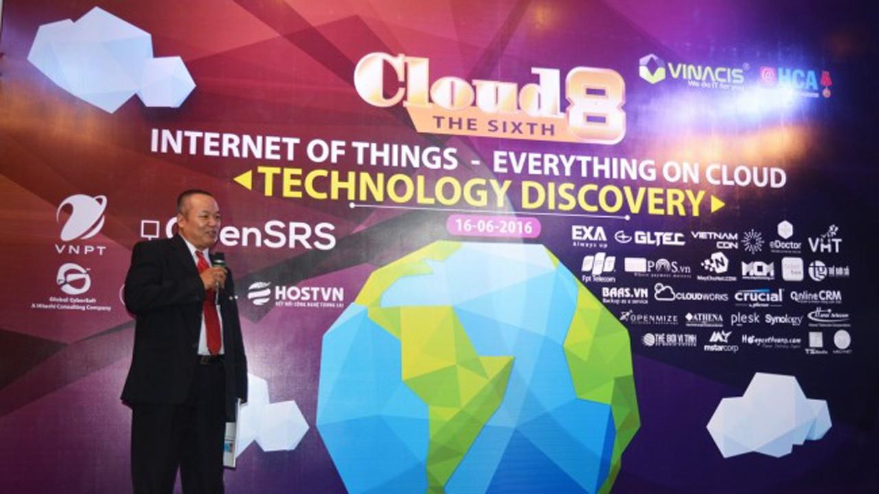 Cloud 8 - Sôi động Ngày hội Cloud8 lần VI