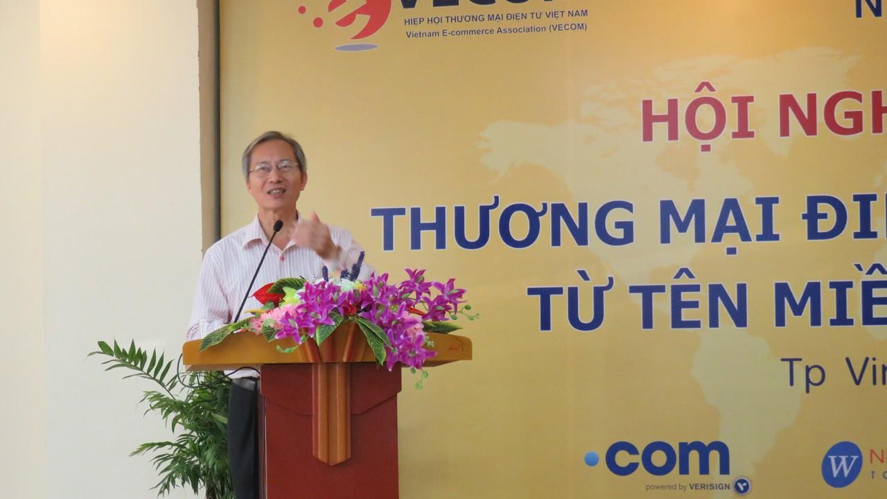 Vecom - Doanh nghiệp Việt Nam đầu tư vào thương mại điện tử trên nền tảng di động