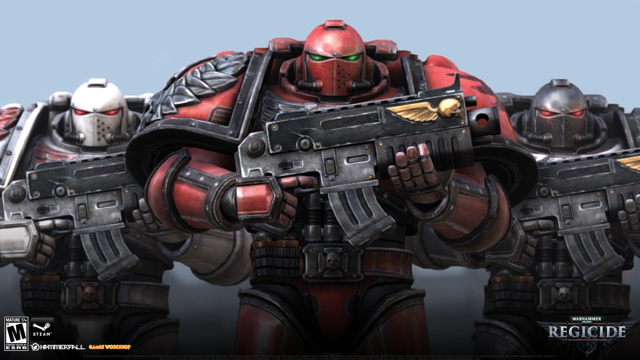 WH40K Regicide 1 - [Đánh giá game] Warhammer 40k: Regicide