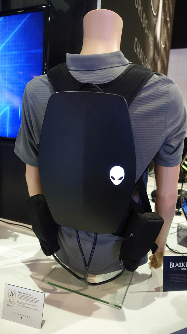 Alienware Free Roam VR