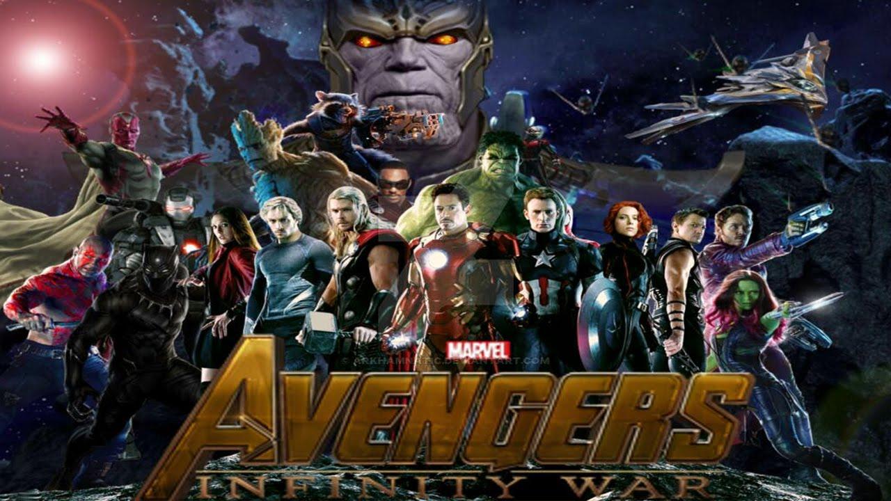 avengers infinity wars - Top 12 nhân vật chắc chắn góp mặt trong Avengers: Infinity Wars