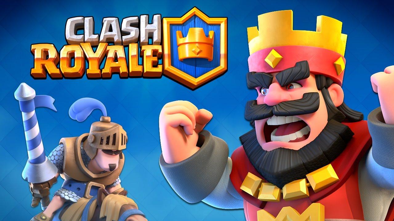 """clash royale - Supercell và Liên Minh Huyền Thoại chính thức """"chung mái nhà"""""""