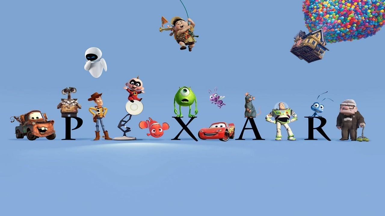 disney pixar - Pixar - Finding Dory và hơn 30 năm hoạt hình 3D