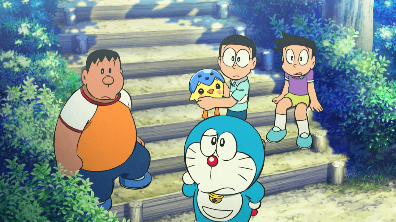 doraemon - 14 bộ phim hoạt hình gắn với thơ ấu của thế hệ 8X - 9X