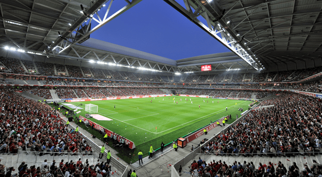 Euro 2016: 'đám mây' và 'di động' quyết định khâu tổ chức