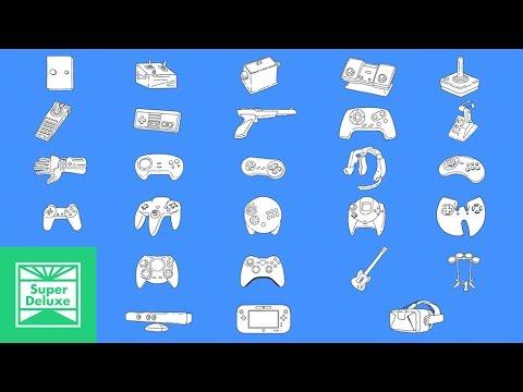 game controller - Lịch sử tay cầm chơi game