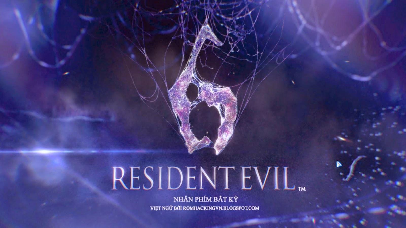 [Game Việt hóa] Resident Evil 6