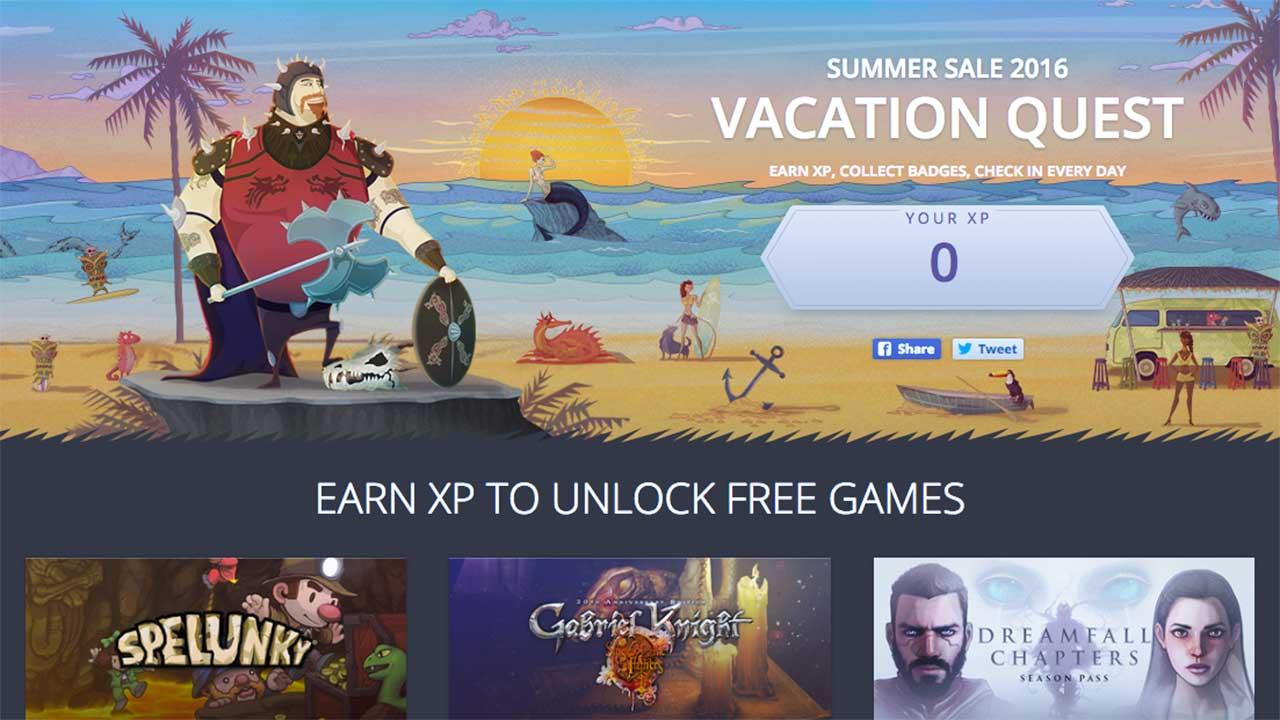 gog khuyen mai - GOG tặng game cho game thủ theo cách đặc biệt
