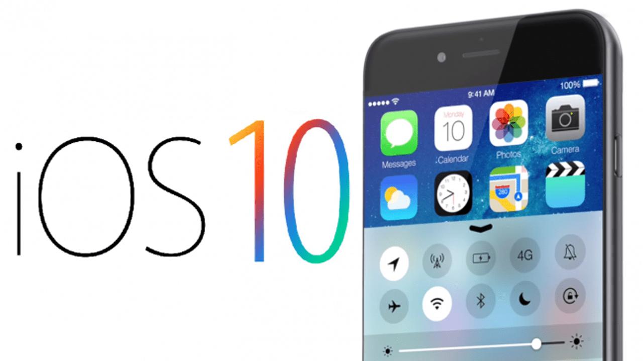 iOS10 trainghiemso - iOS 10 ra mắt, nhiều nâng cấp đáng giá