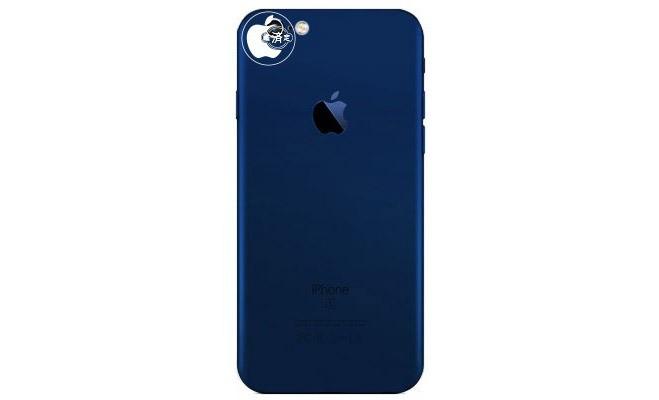 iPhone 7 thêm màu xanh đậm, bỏ màu xám