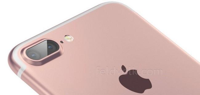 iphone 7 trainghiemso - iPhone 7 vàng hồng xuất hiện rõ nét với thiết kế tuy mới mà... cũ