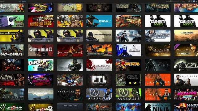 Game có thể coi là một trong những nhóm sản phẩm bị crack nhiều nhất.