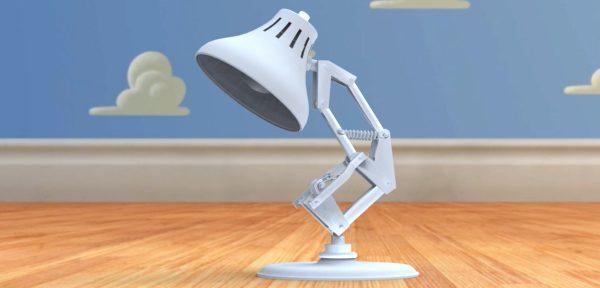 Luxo Jr., nhân vật trong bộ phim hoạt hình đầu tiên của Pixar, Luxo Jr., là linh vật của hãng phim.