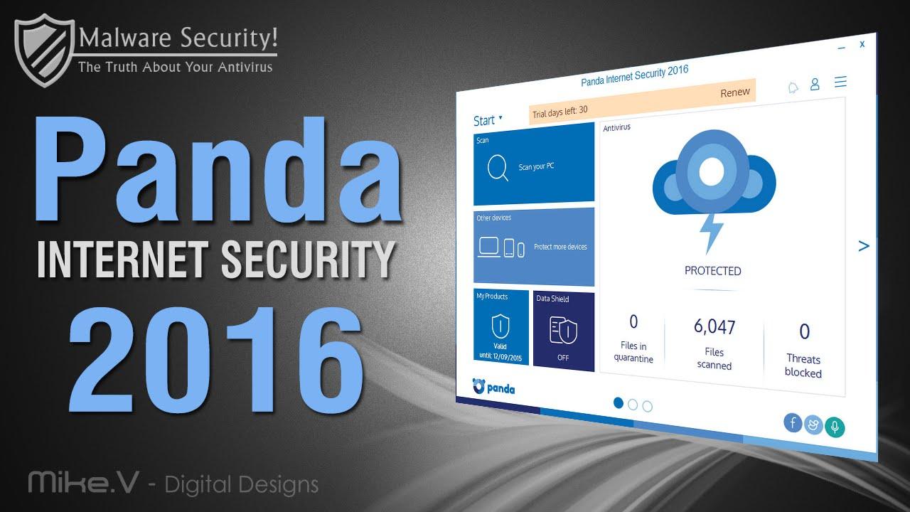 panda antivirus - Bộ ba ứng dụng miễn phí cho máy tính trị giá 100USD