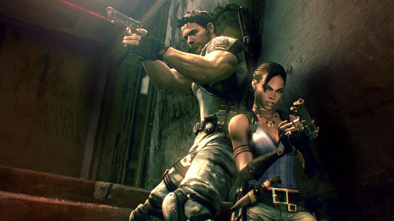 resident evil 5 - [Việt hóa] Game Resident Evil 5 (PC)