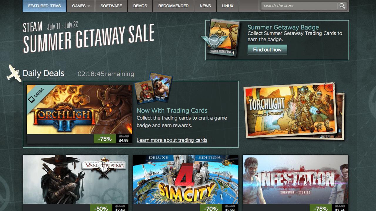 steam sumber sale 2016 - Steam Summer Sale sẽ bắt đầu vào tuần sau?