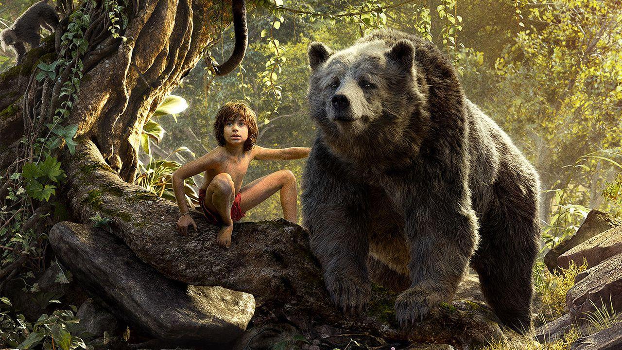 the jungle book - Xem phim miễn phí tại CGV trong hai ngày 30/6 và 1/7