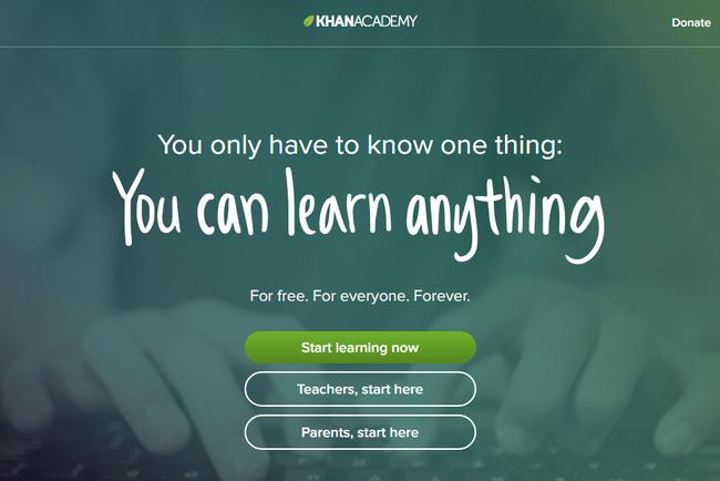 Top 6 website học online miễn phí đáng tiền