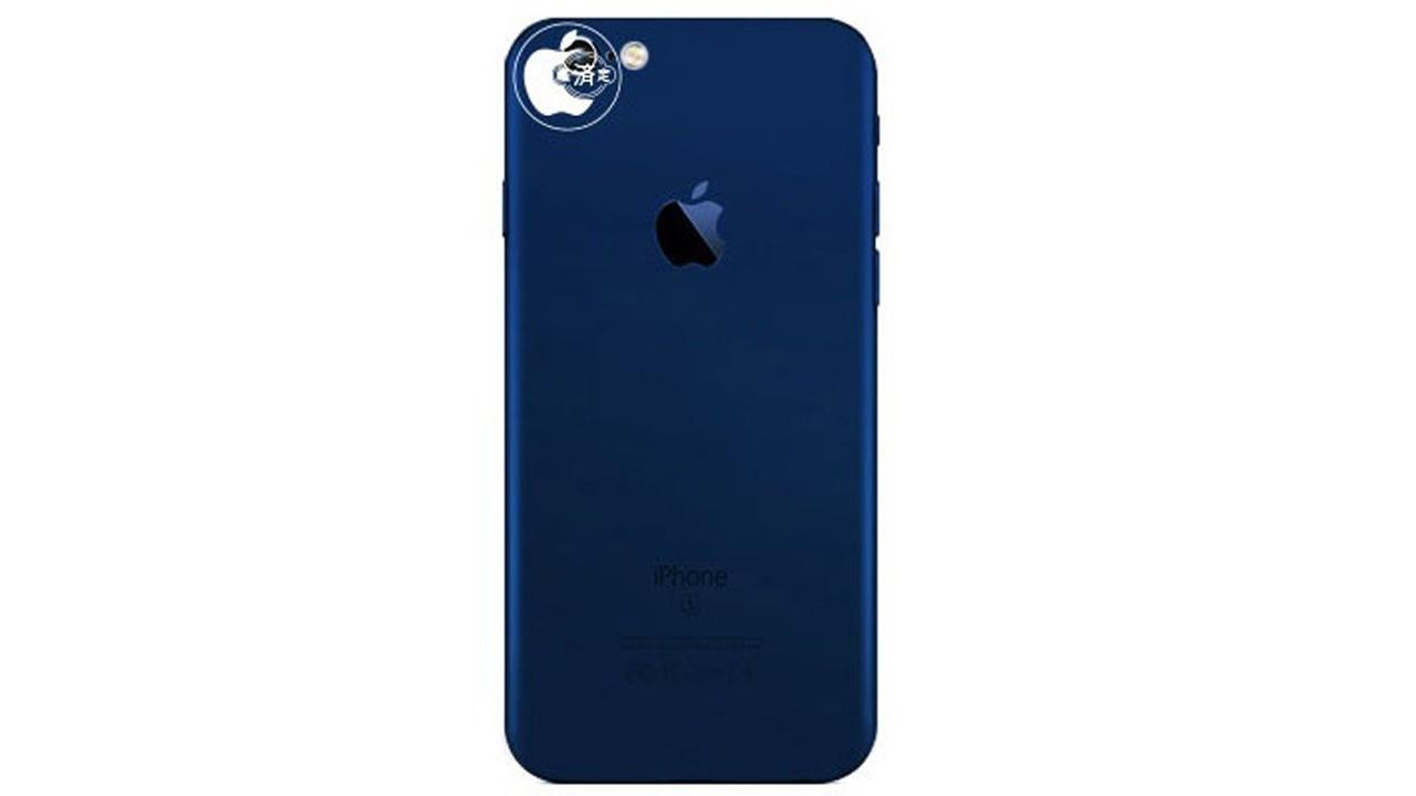 trainghiemso iphone 7 - iPhone 7 thêm màu xanh đậm, bỏ màu xám
