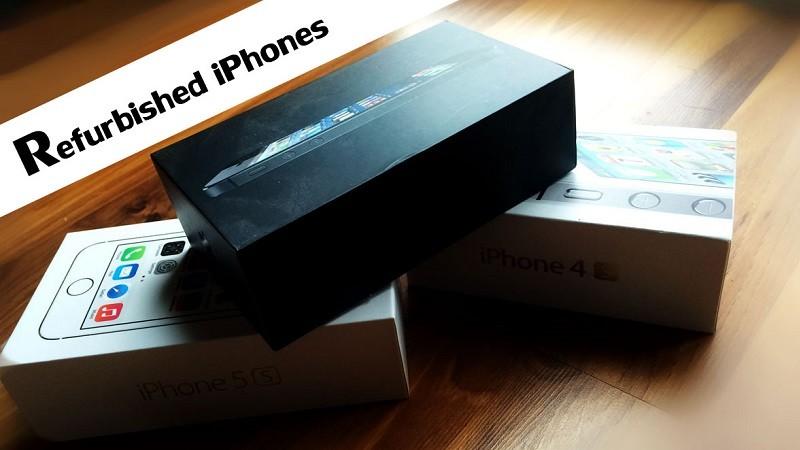 trainghiemso refurbished iphone - Hàng refurbished là gì?