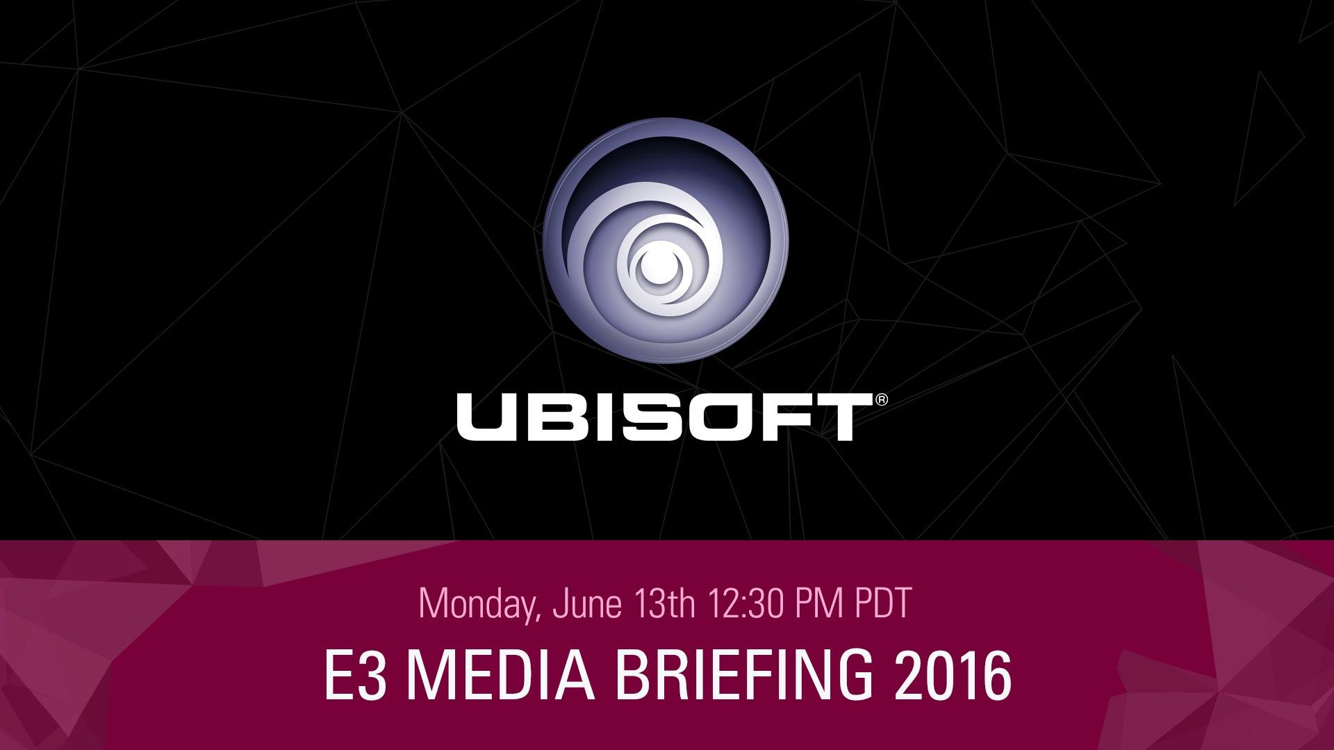 ubisoft - [E3 2016] Tổng kết lại buổi họp báo Ubisoft