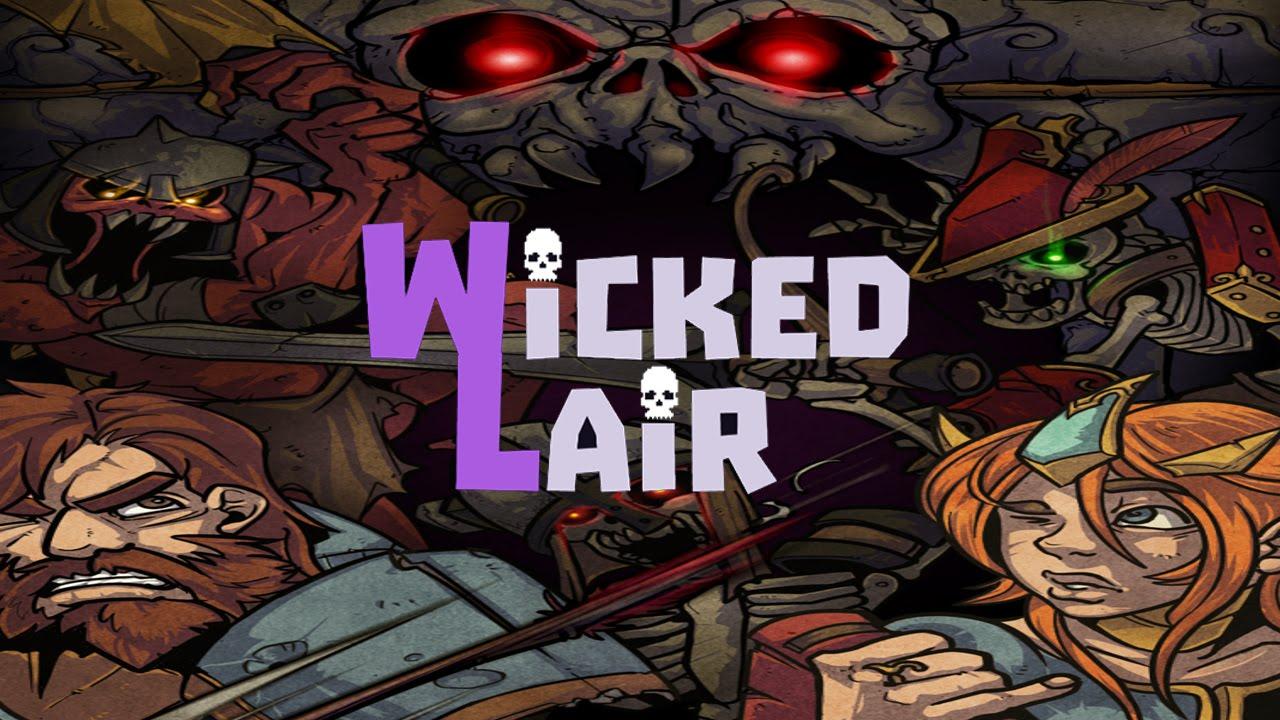 wicked lair - 5 tựa game iOS miễn phí ngày 1.6 trị giá 15USD