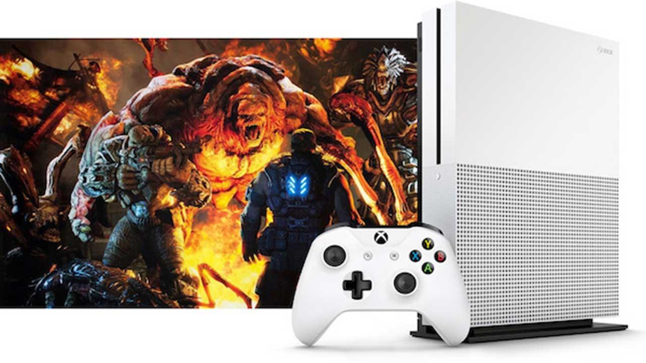 xbox one s - Rò rỉ thông tin máy chơi game mới của Microsoft: Xbox One S