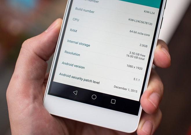 5 tiêu chí mua một chiếc di động Android giá rẻ