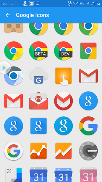 6 bộ icon miễn phí